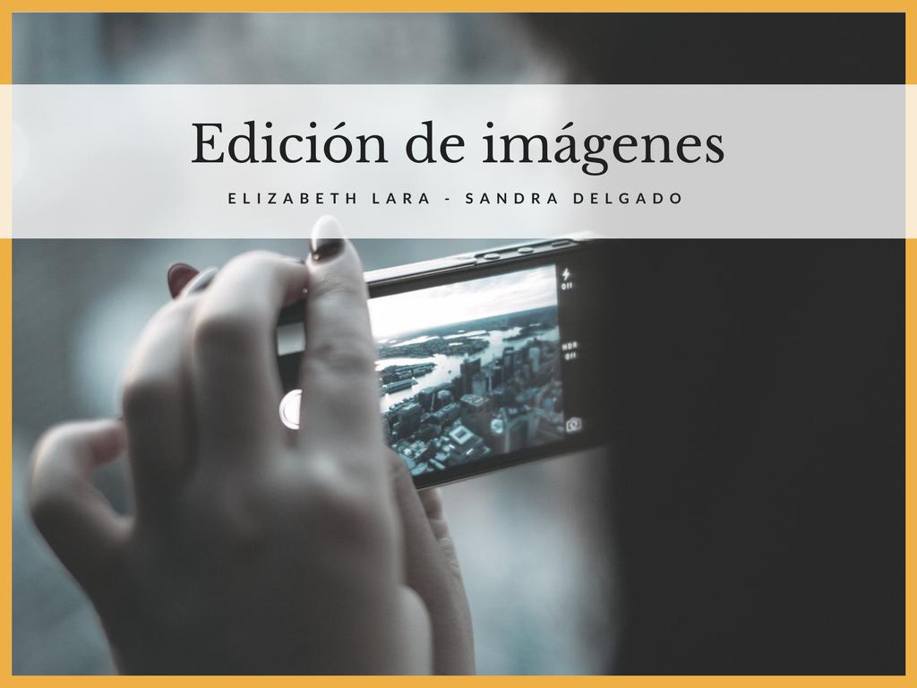 Edición de imágenes