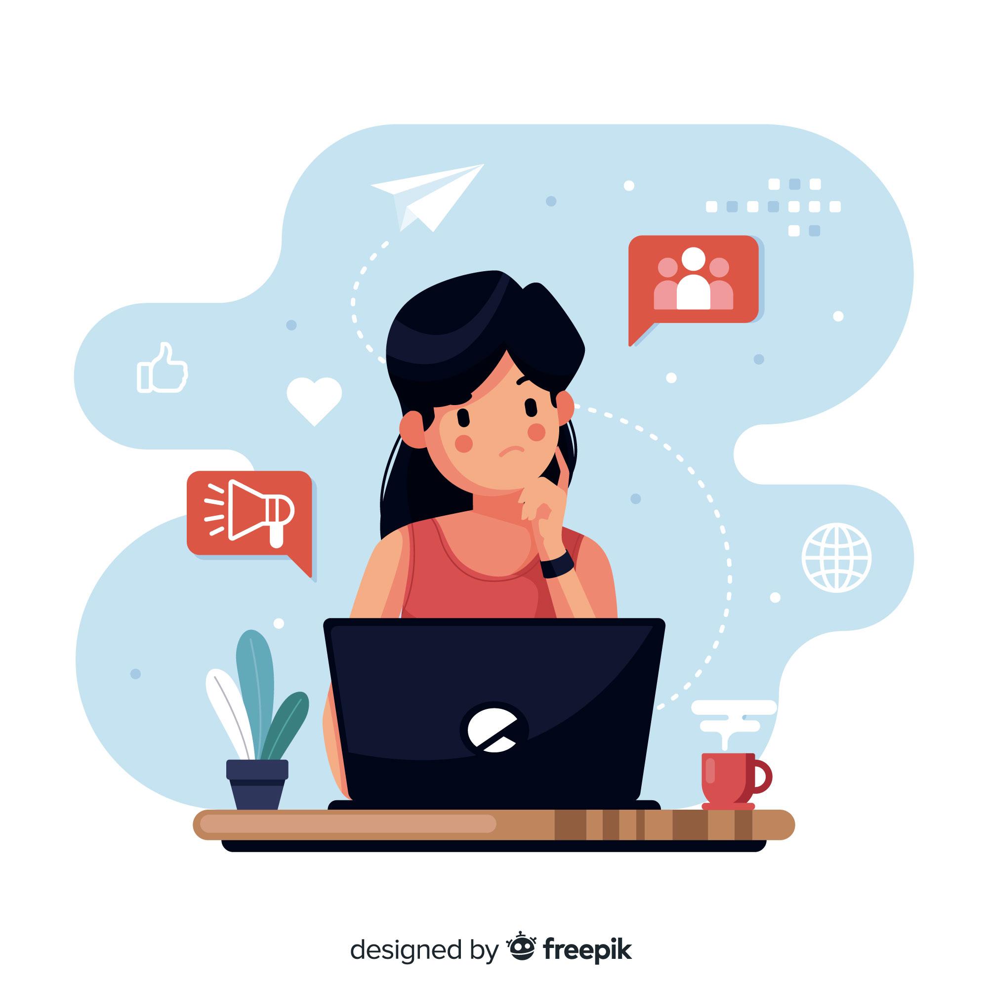 Mujer en TIC